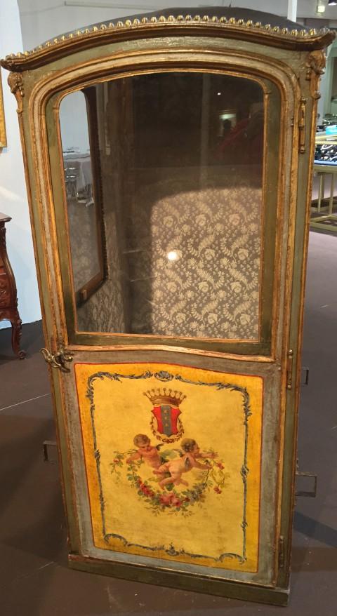 Achat vente Divers Chaise  porteur Paris vers 1760 1770