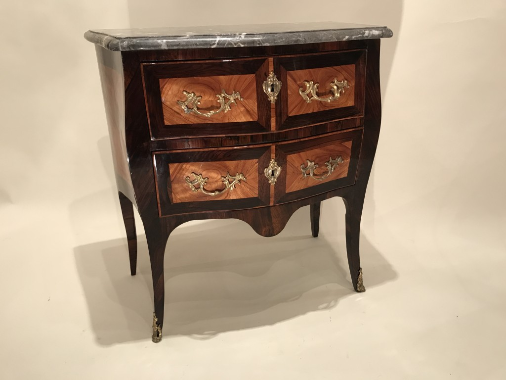 achat vente commodes commode estampill e l n malle ancienne collection david weill paris p. Black Bedroom Furniture Sets. Home Design Ideas